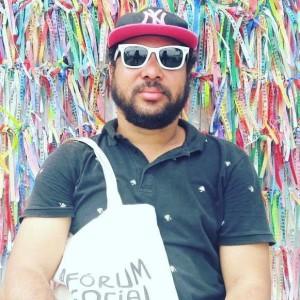 Marcelo Lin - Assessor de Cultura e Juventude