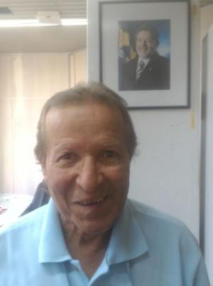 Vivaldo Cardoso - Motorista
