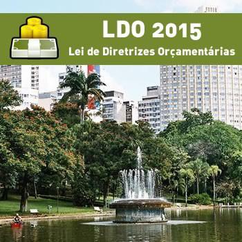 LDO (Lei de diretrizes Orçamentárias) 2015