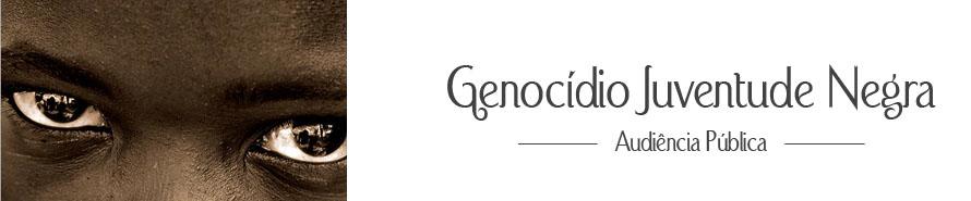 Audiência Pública Genocidio da Juventude Negra - Arnaldo Godoy